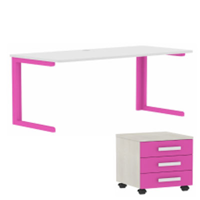 ANDY-Desk-Pink 2