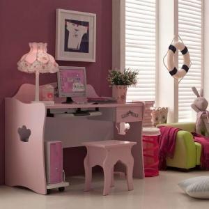 Cinderalla Princess desk Pink