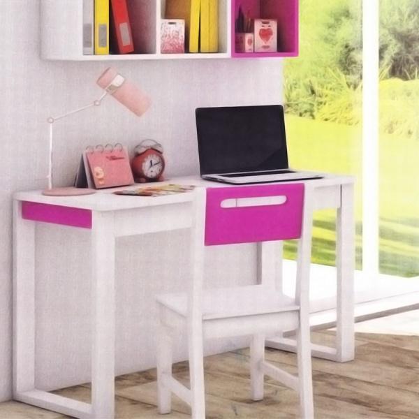 EMILY Desk Pink