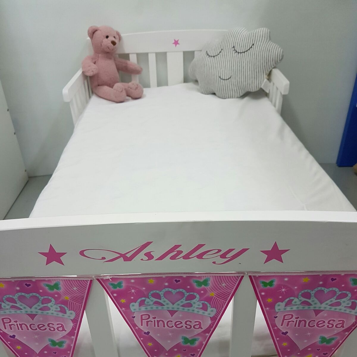 bed amazon deal delta mattress children f set crib toddler disney image fs plastic frozen